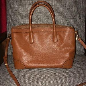 Ralph Lauren brown shoulder bag